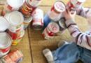 قوطی های آشپزخانه برای کودکان نوپا